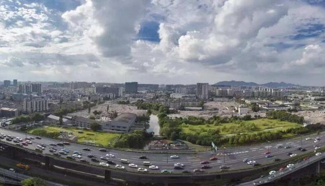 杭州下城区崛起武林新城