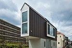 超级狭窄的房子能住人?
