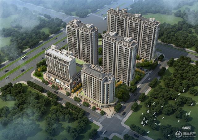 天台祥生江山樾预计4月推5#楼6-10层单身公寓