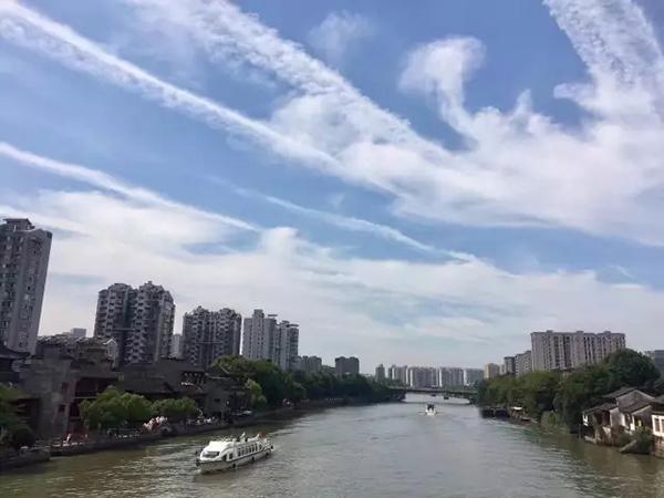 大运同行 天阳向上 天阳地产大运河徒步活动圆满举办