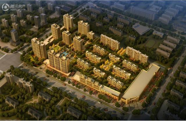 黄岩中梁永宁首府房源在售 预计4月推商铺