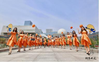"""柳岸晓风""""橙色风暴""""席卷宁波 共襄音乐盛宴"""
