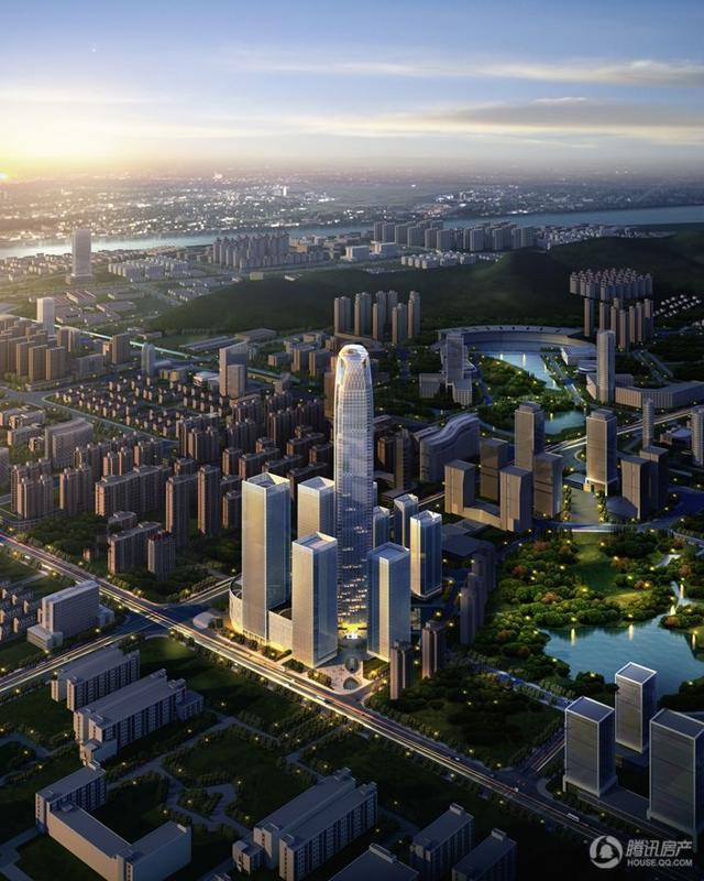 开发区天盛中心预计5月份推4#楼单身公寓房源
