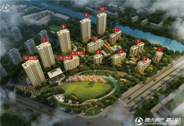 万科中环公园预计3月加推住宅195套