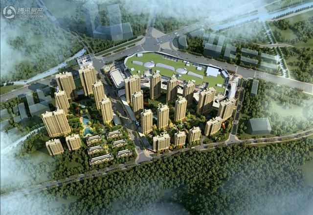 玉环新城吾悦广场预计4月推17#楼 户型167平和169平