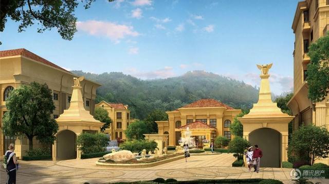 椒江白云山庄仅剩联排在售 户型面积280-370平