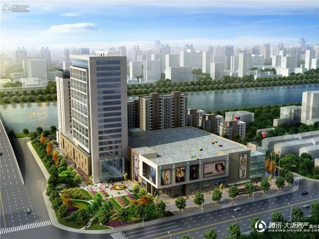 富安广场目前写字楼均价约8000元/平米