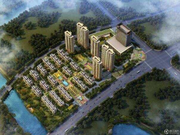 豪成·东湾预计三月份推新房源