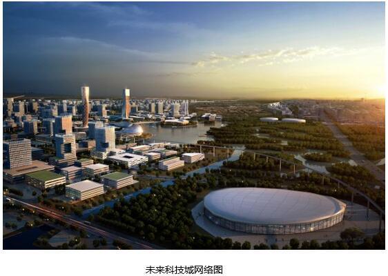 """未来科技城再将开启""""人工智能小镇"""",""""金融岛小镇""""两大产业谋划."""