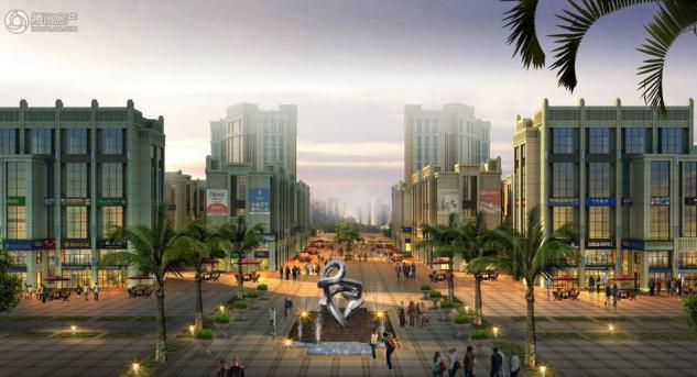 浙西南首席工贸综合体 财富公园均价9100元/平米