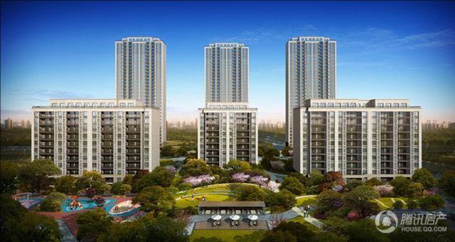 临海合景·天峻预计4月初推出洋房6#楼、9#楼和12#楼