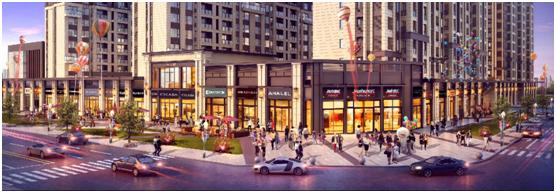 东部新城重大利好:这一商业出现 将解决消费困扰