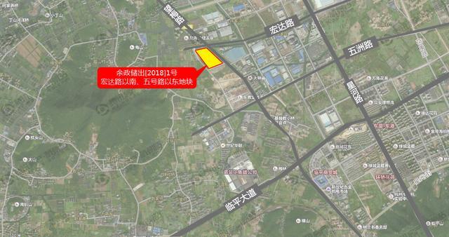 东湖板块首登杭州土拍市场 这个板块宜居还不贵