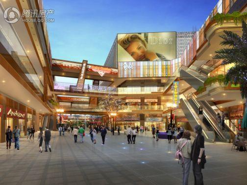 黄岩新城吾悦广场9#楼在售 户型面积240平