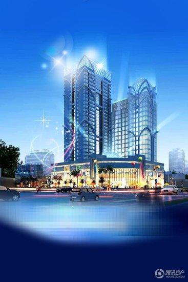 10月28日汉江国际江景豪宅盛大开盘