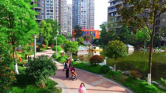 在汉江新城拥有一个家  梦想也在这里启航