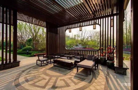 新汉中 新帝景 | 匠心铸造园林,只为诗意人生