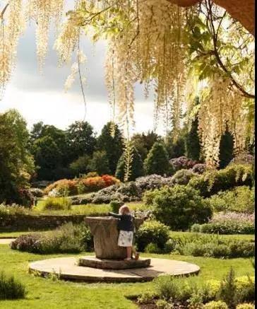 每个人心中都有一种法式园林生活!