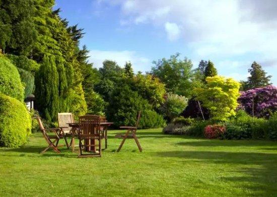 在公园里的家,享温润岁月……