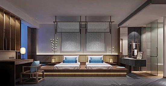 闹市中的一股清流——天汉坊即将推出汉文化主题酒店