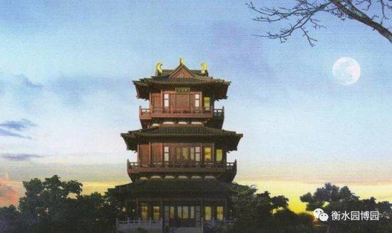 建筑形式为混凝土框架结构,木椽,小木装修为传统木结构.