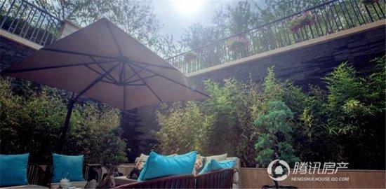 在衡水,有一种居住美叫下沉式庭院,唯此一处!