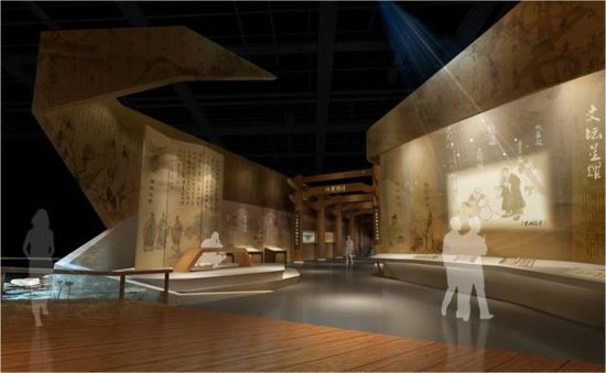 参观衡水园博园历史文化馆,带您走进儒文化福地