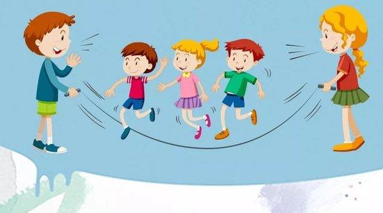第一届儿童商城 ·童世界·淘牛杯·冬季少儿跳绳比赛开始报名啦!图片