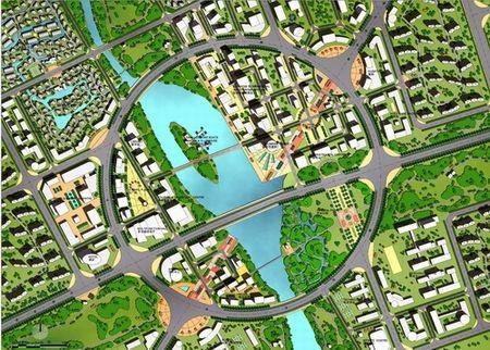 交通条件改变城市 回民新区加速崛起
