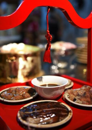圣水家宴二莜面民俗主题餐厅盛大开业品味独一无二的民俗家宴