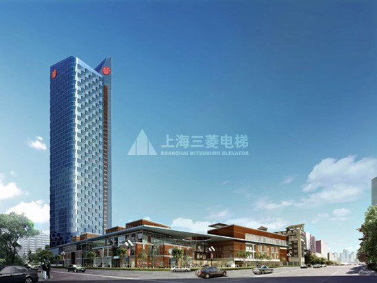 恒丰·城东新城一期配置世界名牌:三菱电梯