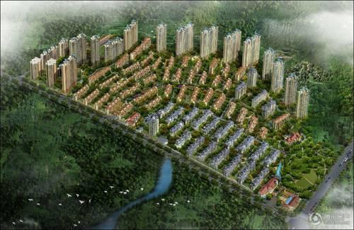 淮北|凤凰城15万西班牙园林图纸全款97折烟斗风情图片