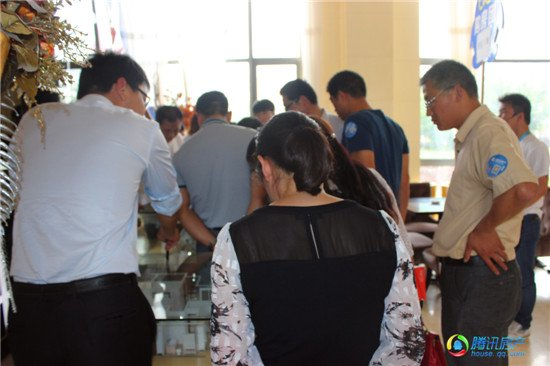 腾讯房产夏季政务新区专场看房团6月6日圆满落幕