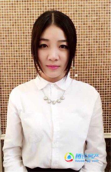 两淮·融景苑销冠万婕妤:独立自强、文艺时尚新女性