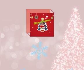 金源世纪城圣诞Party周末开启 做棵圣诞树带回家吧!