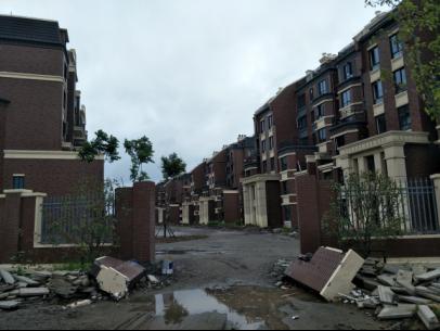 联投国际城工程进展:生态大盘 畅享绿色生活