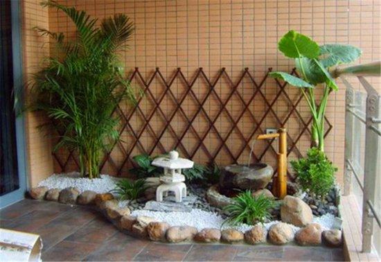 (图6) 阳台植物与风水有哪些布局要点阳台风水自然十分关键,那么你