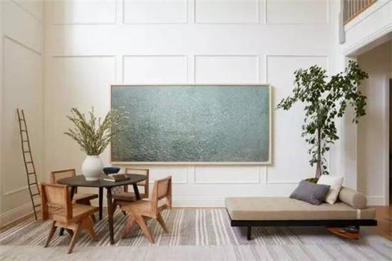 只要会搭配 大白墙也可以这么美!