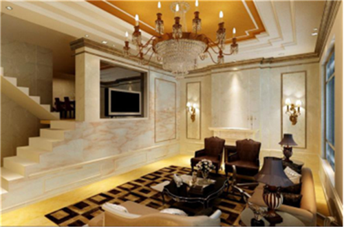 恒隆四季城金域天下:墅心奢装尊邸给你一个7星级的家