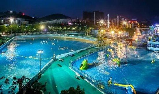 6月27日玉桥欢乐世界梦幻水城盛大开园