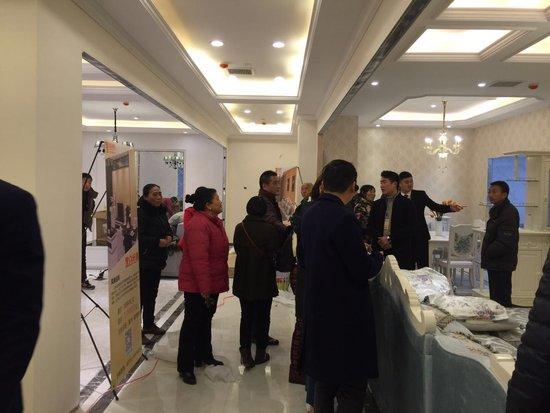 腾讯大楚·荆州首届透明豪华整装节—荆西小区提前开场