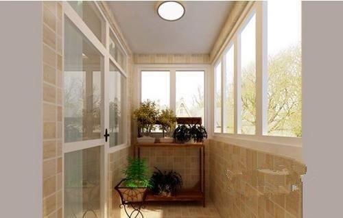 阳台到底是贴墙砖还是刷乳胶漆?
