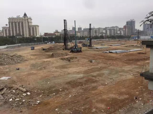 新会万达广场规划平面图曝光