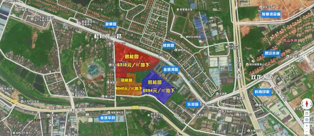 173亩大型住宅小区进驻杜阮 泛双龙板块再成焦点