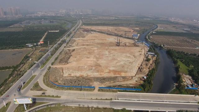广雅终于要来了!招生中心于下月竣工投入使用