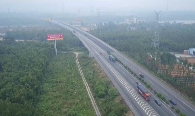 开阳高速扩建工程开工 原双向4车道扩至双向8车道