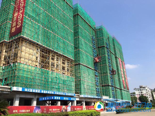 江海城心大盘再度加推 50-128㎡一至三房接受登记