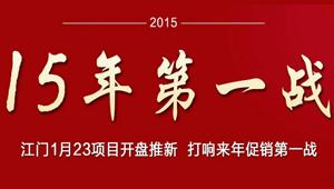 2015第一战