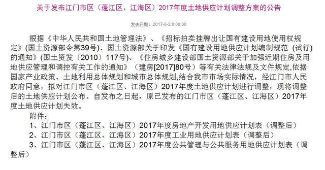 2017下半年滨江新增270亩土地 继续引领各区楼市