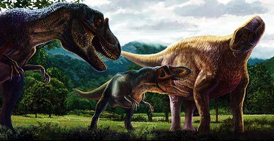 新城林湾7-8月探险侏罗纪 开启奇幻之旅